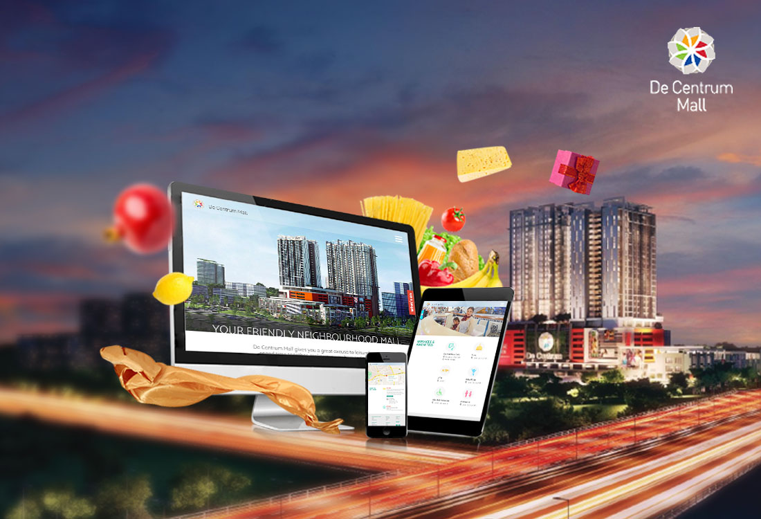 shopping mall social media digital marketing in malaysia